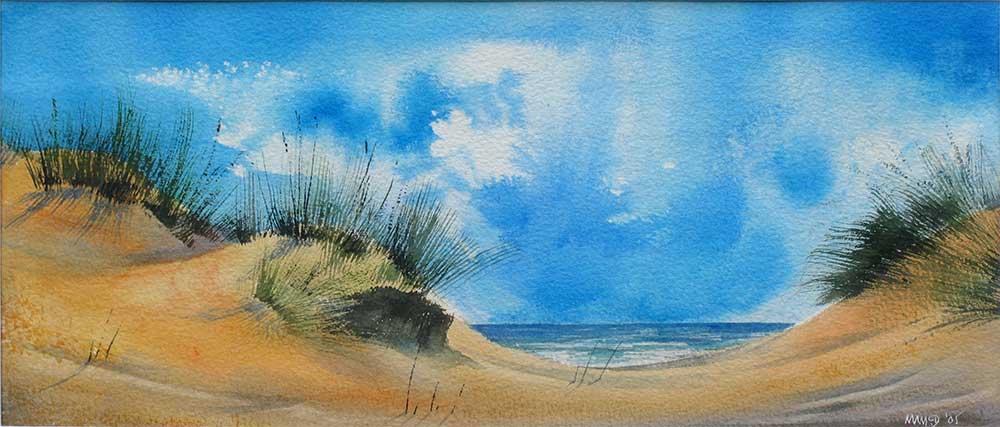 Dunes at Dawlish Warren