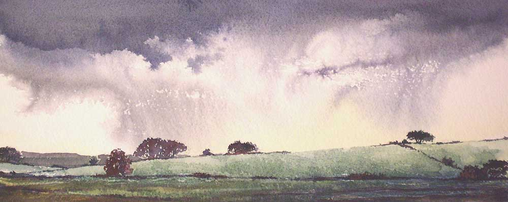 Storms at St Mary's Chapel
