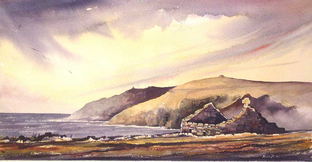 St Helen's Chapel - Cape Cornwall